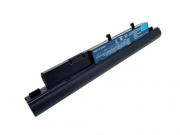 RETRO Acer Aspire 3810T, 4810T, 5810T Notebook Bataryası - 9 Cell