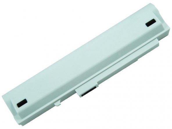 RETRO Acer Aspire One A110, A150, ZG5 Notebook Bataryası - Beyaz