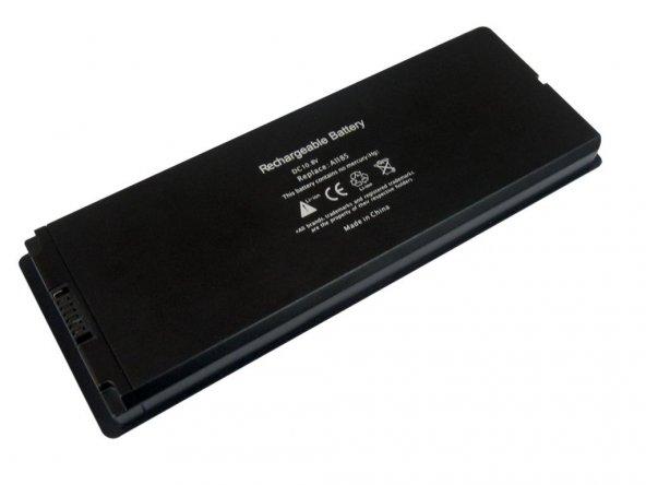 RETRO Apple A1185 MacBook 13-inch A1181 Notebook Bataryası - Siya