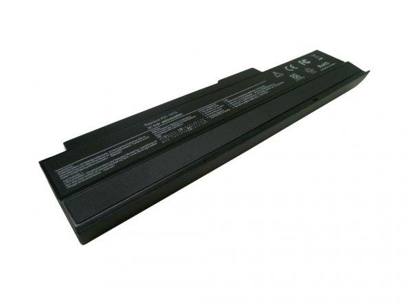 RETRO Asus Eee Pc 1015, 1215, VX6 Notebook Bataryası - Siyah
