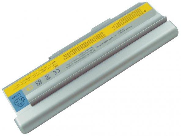 RETRO Lenovo 3000 C200, N100, N200 (15.4) Notebook Bataryası - 9