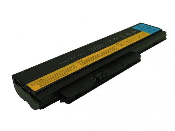 RETRO Lenovo ThinkPad X230, X230i Notebook Bataryası - 6 Cell