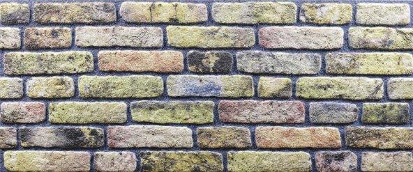 651-202 Tuğla Dokulu Strafor Duvar Paneli