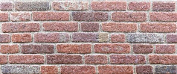 651-208 Tuğla Dokulu Strafor Duvar Paneli