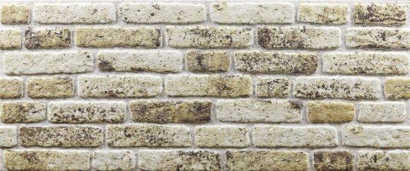 651-210 Tuğla Dokulu Strafor Duvar Paneli