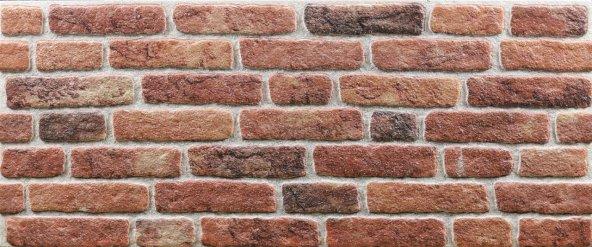 651-211 Tuğla Dokulu Strafor Duvar Paneli