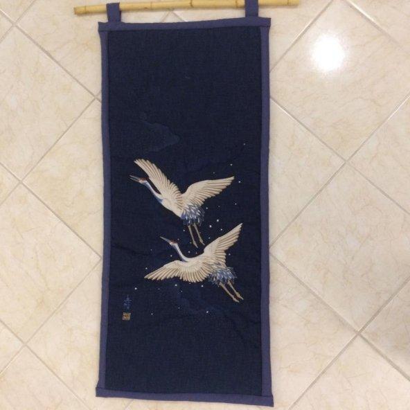 Duvar Panosu - Turna Kuşları
