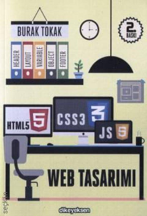 HTML5, CSS3 ve Java ile Web Tasarımı Dikeyeksen Yayıncılık