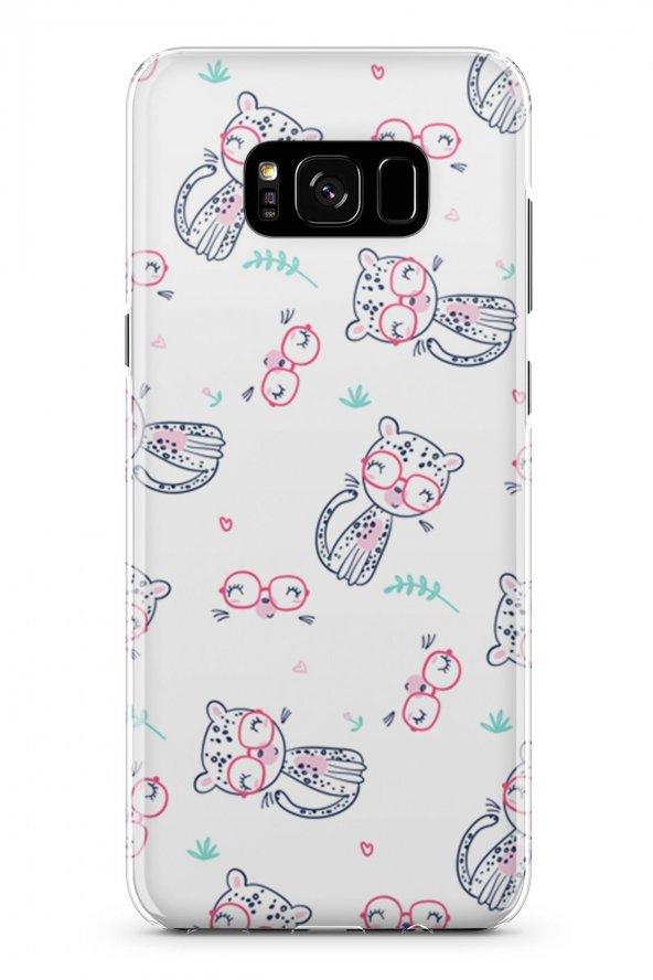 Samsung Galaxy S8 Plus Kılıf Kitty Serisi Andrea