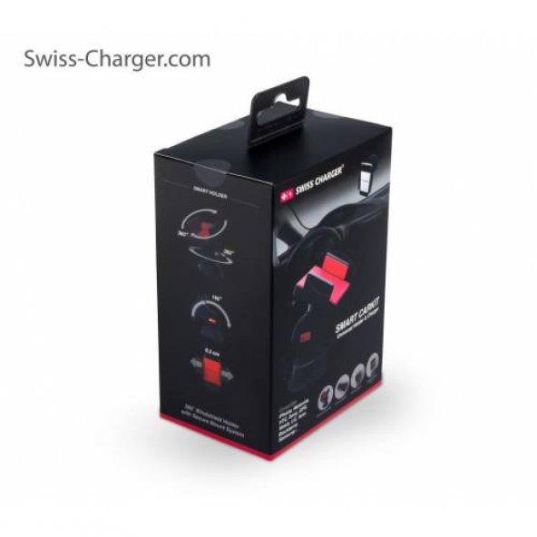 Swiss-Charger SCA-30001 Smart CarKit Araç Seti