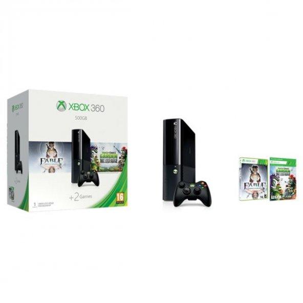 XBOX 360 500 GB OYUN KONSOLU