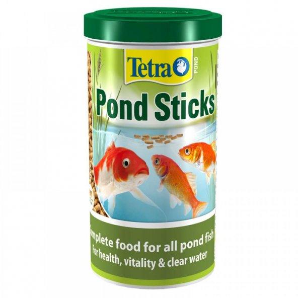 Tetra Pond Sticks Yeni Seri Koi Balığı Japon Balığı Yemi 1000 ml
