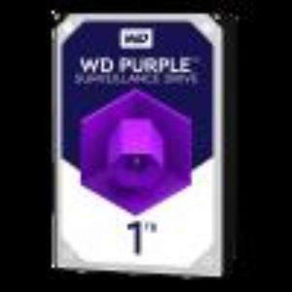 WD 1TB PURPLE 3,5