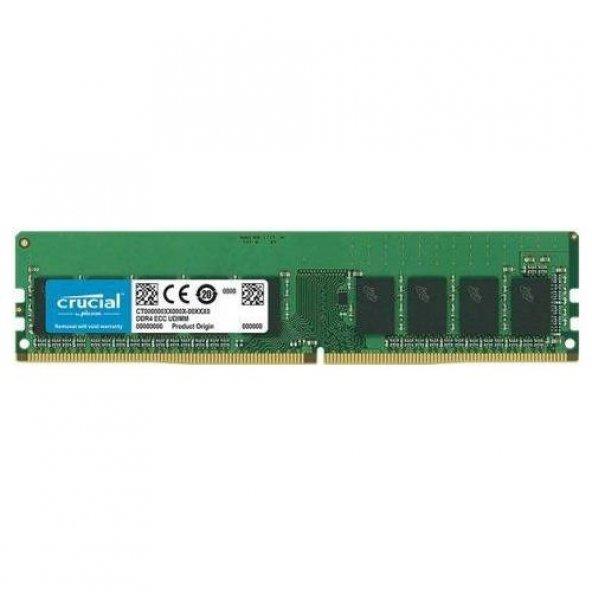 CRUCIAL 8 GB DDR4 2400 MHz CL17 CT8G4DFD824A PCRAM