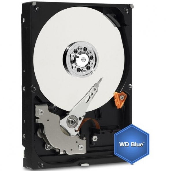 WD 500GB 3.5 5400RPM 64MB SATA3 WD5000AZRZ BLUE
