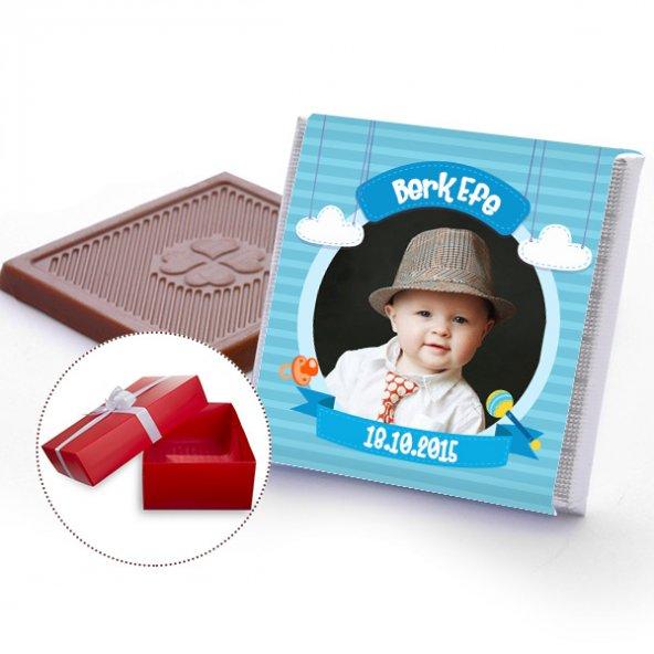 Kişiye Özel Fotoğraflı Çikolatalar