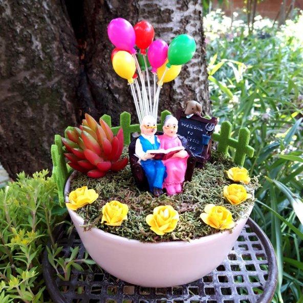 Hayallerin Gerçek Olsun Minyatür Bahçe