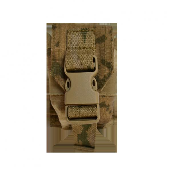 El Bombası Cebi, Jandarma Kamuflajı