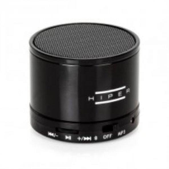 Hiper BT-10S Mini Bluetooth Siyah Speaker