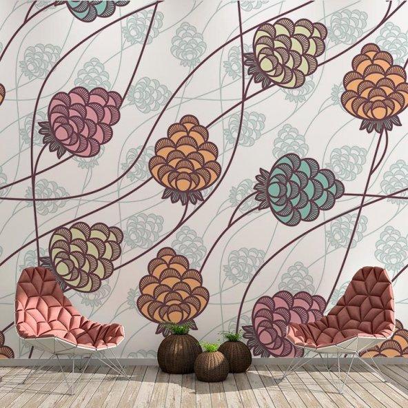 Kendinden Yapışkanlı Kaplama Folyosu 120x150 cm