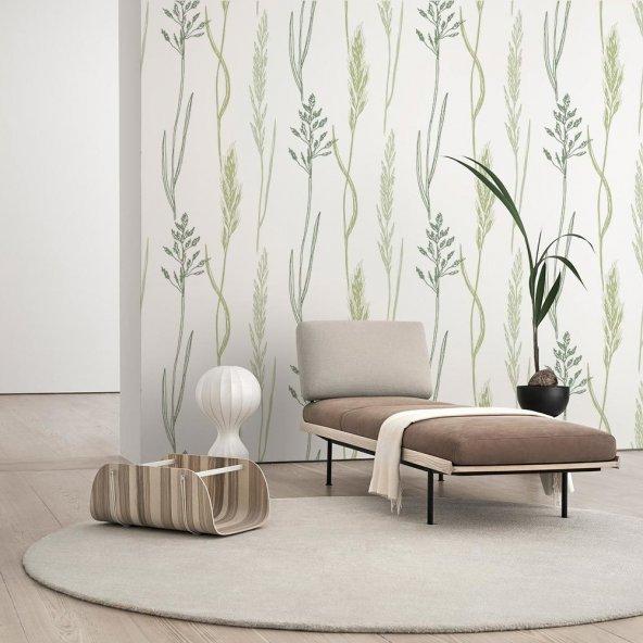 Çiçek Desenli Duvar Kağıdı - Seçenekli Ürün 300x150 cm