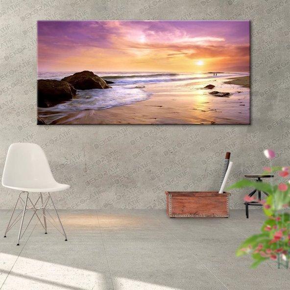 Deniz Manzara Tabloları 60 cm x 120 cm
