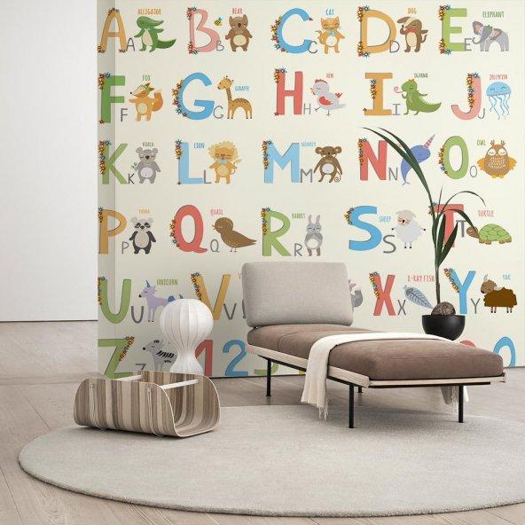 Çocuk Odası Duvar Kağıdı - Seçenekli Ürün 700x375 cm