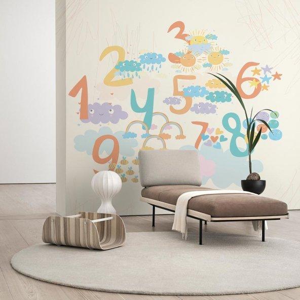 Çocuk Odası Duvar Kağıdı - Seçenekli Ürün