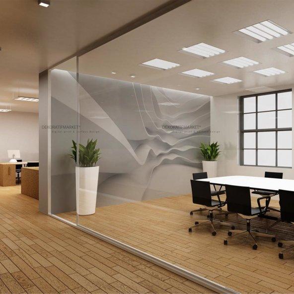Ofis İçin Duvar Kağıdı - Seçenekli Ürün