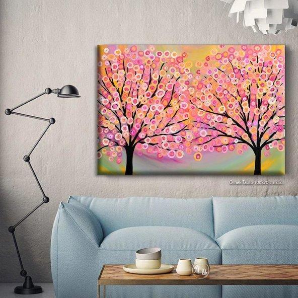 Manzara Resimli Kanvas Tablo 40x60 cm