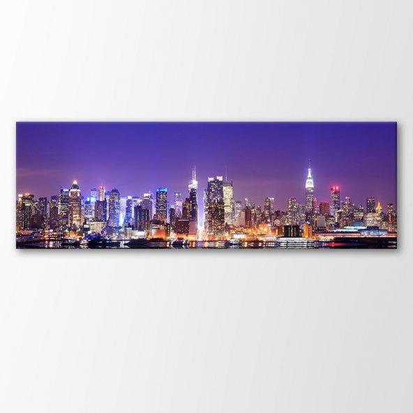 Panorama Kanvas Tablo Manzara Tabloları 180x60 cm