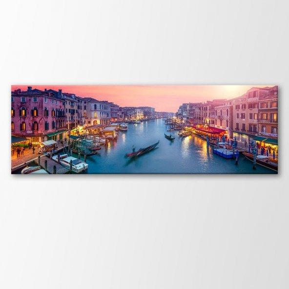 Panorama Kanvas Tablo Manzara Tabloları 150x50 cm