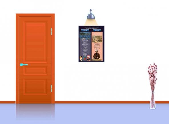 Divan Edebiyatı-Edebiyat Okul ve Sınıf Posterleri