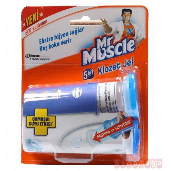 Mr. Muscle Marine Klozet Jel