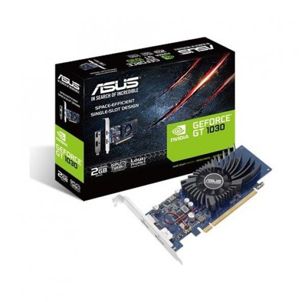 Asus GT1030-2G-BRK 2GB GDDR5 (64Bit) DVI-HDMI