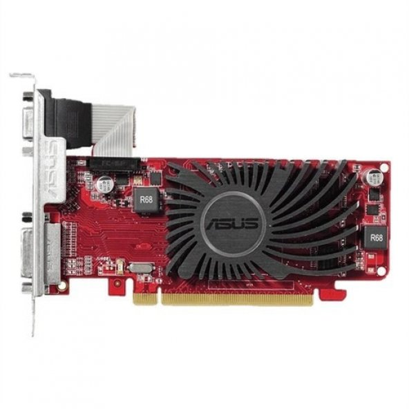 Asus Amd Radeon R5 230 1GB 64Bit GDDR3 (DX11) PCI-