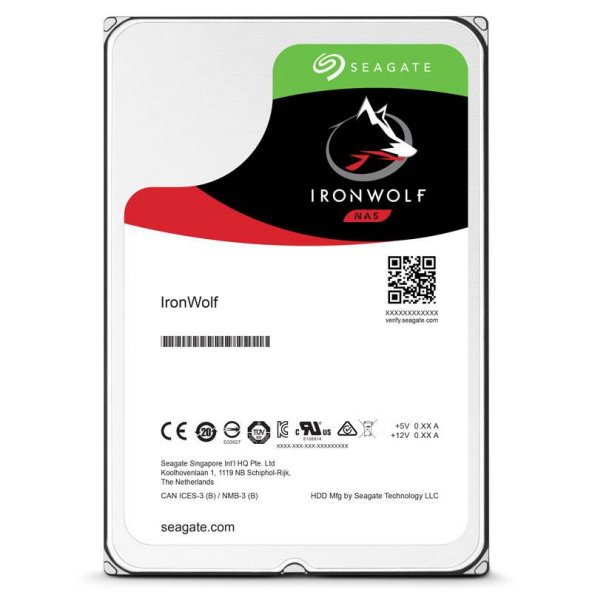 Seagate IRONWOLF 3,5
