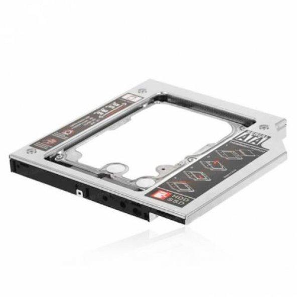 CABLE CL-127HC 12,7 mm Notebook Ssd Hdd Yuvası