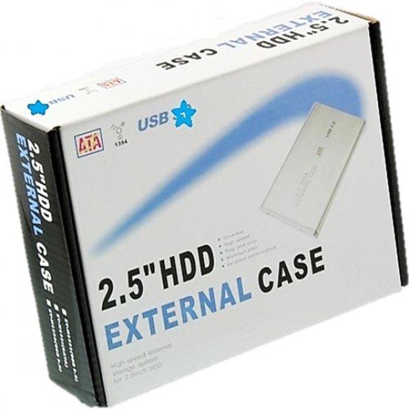"""PL-8880 HDD KUTU SATA2.0 USB 2.5"""""""