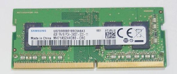 SAMSUNG 4 GB DDR4 2400MHZ CL17 NOTEBOOK RAM