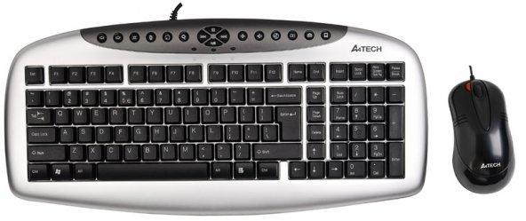 A4 Tech Kb-2150D Usb Klavye Mouse Seti