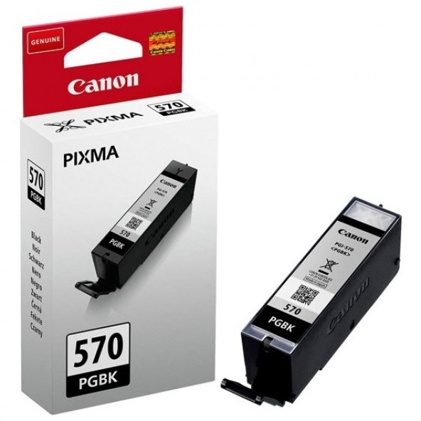Canon PGI-570 PGBK Siyah Mürekkep Kartuş
