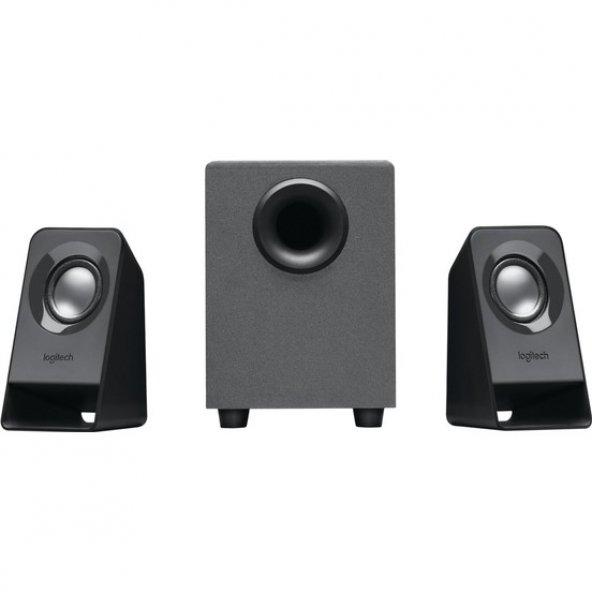 Logitech Z211 2+1 USB Speaker Siyah 980-001269