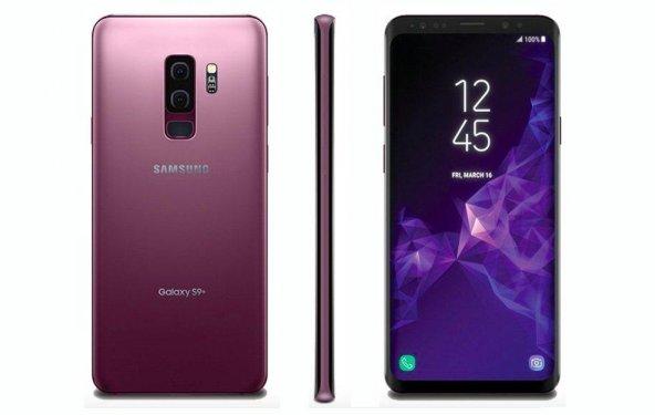 Samsung Galaxy S9 Plus 64 GB (Samsung Türkiye Garantili) Teşhir
