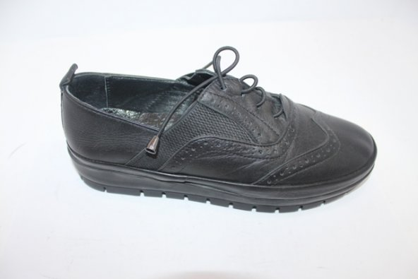 Marine Shoes Kadın Hakiki Deri Sneaker 0292