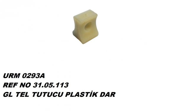 L Tel Tutucu Plastik Dar Ür.No:0293a