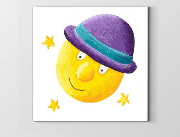 Şapkalı Güneş Tablosu