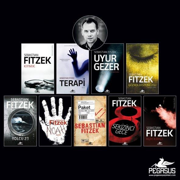 Sebastian Fitzek Gerilim Takım Set (9 Kitap)