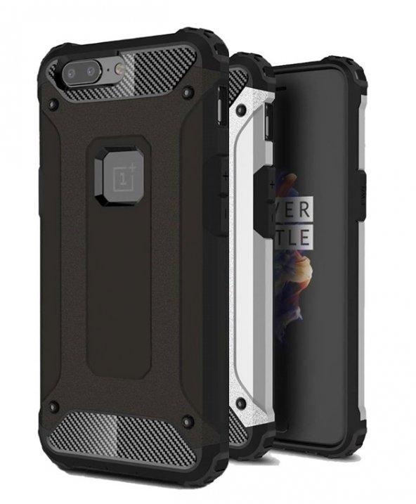 OnePlus 5 Kılıf Heavy Duty Zırh