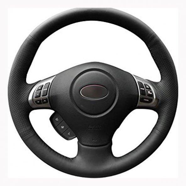 Subaru İmpreza 2008-2011 Araca Özel Direksiyon Kılıfı
